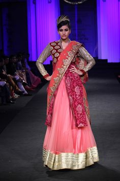 Aamby Valley India Bridal Fashion Week 2012 ~ VikramPhadnis
