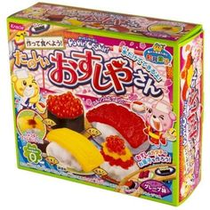Sushi Candy Kit