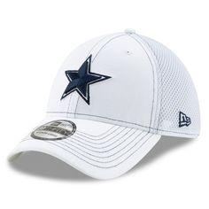 buy online ad765 5d517 Men s Dallas Cowboys New Era White Team Neo 39THIRTY Flex Hat, Your Price    25.99