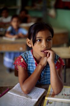 """Colombia, Just Write - Steve McCurry """"Creative writing begins with creative thinking. Steve Mccurry, Colombian People, People Around The World, Around The Worlds, In Harm's Way, Creative Writing, Creative Thinking, Photojournalism, Beautiful Children"""