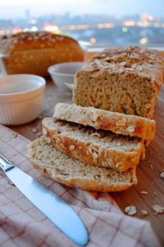 This recipe is an amazing homemade multigrain bread--a go-to morning toasting bread that I've been making every other week for the past year. When we first came to live in Beijing, we looked for a high quality multigrain sliced bread, but didn't find it. After some online research, I found out that you could grind your own grains to make a multigrain bread mix, and I never looked back.