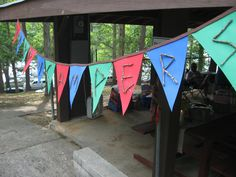camping themed party - Google Search