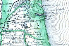 Florida Georgia Map.99 Best African American History Slavery To Current Mississippi