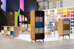 Japanese studio #Torafu #Architects introduced the #Ichiro Japan Shop 2012