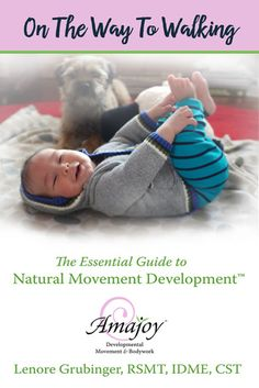 On the Way to Walking is the best book for understanding and helping your baby develop. Increase your enjoyment and decrease worry with these easy step-by-step, photo-by-photo practices.