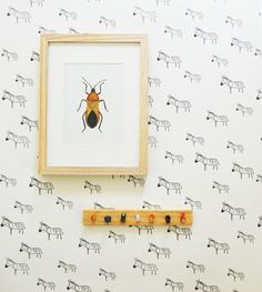 10 Sources For Temporary Wallpaper for Kids Rooms — Renters Solutions | Apartment Therapy