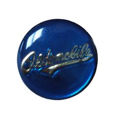 """OLDSMOBILE emblem logo vintage enamel pin lapel car GM Lansing Michigan by VintageTrafficUSA  14.00 USD  Add inspiration to your handbag tie jacket backpack hat or wall. 20 years old hard to find vintage high-quality cloisonne lapel/pin. Beautiful die struck metal pin with colored glass enamel filling. A vintage GM pin used but decent condition. Measures: approx 1"""" or less -------------------------------------------- SECOND ITEM SHIPS FREE IN USA!!! LOW SHIPPING OUTSIDE USA!! VISIT MY STORE…"""