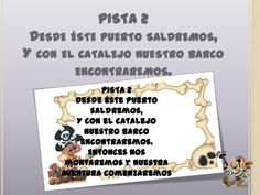 Gymkana pirata Escape Room, Pirate Birthday, Creative Gifts, Pirates, Birthday Parties, Party, Peter Pan, Ideas, Halloween