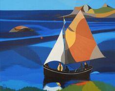 """Bretagne - """"Le Goémonier"""""""