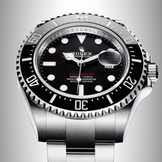 The new Rolex Oyster Perpetual Sea-Dweller.