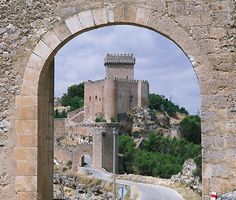 The 5 most luxurious castle hotels (Paradores) in Spain  http://www.aluxurytravelblog.com/2012/11/22/the-5-most-luxurious-castle-hotels-paradores-in-spain/