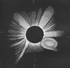 G. Tempel, Solar Eclipse, July 18, 1860