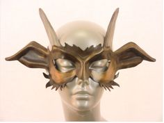 Goat / Pan Leather Mask  http://www.etsy.com/listing/156794365/goat-pan-leather-mask?ref=sr_gallery_4=sr_3aaacf6451a95bbaab5a74dafea1474110766736e34542d169df139bb2a5fd07_1374196689_14167791_greece_search_query=greek+masks_view_type=gallery_ship_to=US_search_type=all  price: $75.00