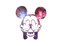 mickey mouse giving the finger tumblr - Google Search