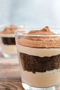Keto Tiramisu - Dessert for Two - Easy Dessert For Two - #keto #ketodessert #ketotiramisu #tiramisu #dessert #recipe Keto Friendly Desserts, Low Carb Desserts, Easy Desserts, Low Carb Recipes, Dessert Recipes, Recipes Dinner, Pasta Recipes, Crockpot Recipes, Soup Recipes
