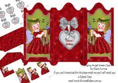 Screen Card Kits - Diane Furniss - Picasa Web Albums