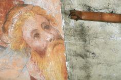 Ontdekking van een Sint Christoffel van circa 1400 in de Sint-Janskerk in Mechelen > link naar verslag Joint Picture Meeting en Kleurhistorisch Platform op www.collectiewijzer.nl