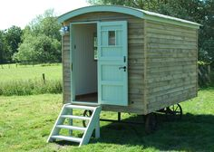 Shepherds hut 2.1 m x 3.6 m