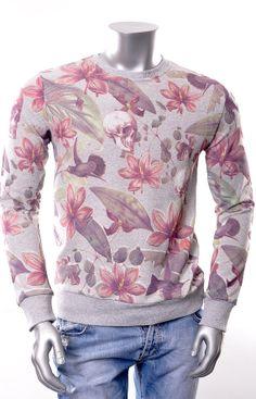 Flowers Birds Skulls Full Print Men's Designer by Trendwaylondon, £19.99 (men's floral, so brave)