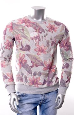 Flowers Birds Skulls Full Print Men's Designer by Trendwaylondon, £19.99 (men's floral, so brave)