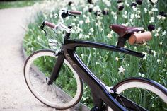 Luxurious Bicycles 4 Years in the Making - Design Milk