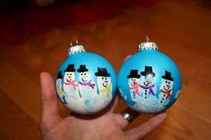 handprint ornament