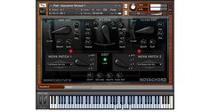Novachord : Virtual Instrument for Kontakt & Kontakt Player Native Instruments, Music Instruments, Pad, Affiliate Marketing, Filters, Music Production, Console, Software, Fantasy