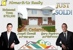Just Sold! - 83 W. Cedarview Ave