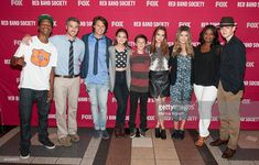 Astro, Dave Annable, Nolan Sotillo, Ciara Bravo, Griffin Gluck, Rebecca Rittenhouse, Zoe Levin, Octavia Spencer and Charlie Rowe attend the 'Red Band Society' screening at Regal Atlantic Station on July 10, 2014 in Atlanta, Georgia. Red Band Society, Dave Annable, Griffin Gluck, Charlie Rowe, Ciara Bravo, Octavia Spencer, July 10, Atlanta Georgia, Famous People