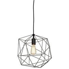 Deze draadstalen Copenhagen hanglamp van It's about RoMi past perfect bij een Scandinavisch interieur! Door het luchtige ontwerp is deze lamp ideaal voor kleine ruimtes. Nog een groot voordeel van het open ontwerp; de lamp geeft extra veel licht!