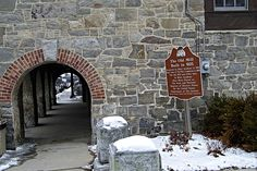 Blairstown, NJ Filming location for Friday the 13th Part 1