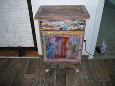 Wood Vintage Möbel Retro