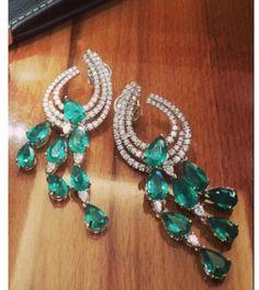 Diamond n emeralds