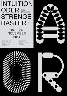 Michel Egger is a creative studio that finds its form in the entire spectrum of visual communication. Typo Poster, Typographic Poster, Typography Layout, Typography Prints, Typography Inspiration, Graphic Design Inspiration, Web Design, Print Design, Ludovic Balland