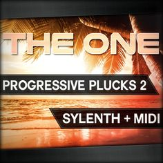 If you look for top notch Sylenth pluck presets, or inspiring progressive MIDI loops - then you've come to the right place.Plucks synths and is a solid combo, meaning you can't miss out on getting this package.