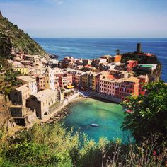 Check out Cinque Terre, Italy | tiperrific