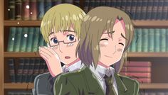 """""""Hail Hydra"""" It even spread to Hetalia << CHOOKING to the point that I can't spell"""