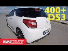 Citroen DS3 1.6Thp  400+ Test (Vlog)
