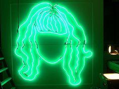Neon by artist Sarah Mitcheson, 2006