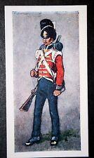 7th (Royal Fusiliers) Regiment of Foot War of 1812 Uniform Vintage Card