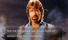 Klar, auch bei uns in der Redaktion hat der Kultheld einen festen Platz in unseren Herzen. Chuck Norris kann alles, denn er hat das Haus erbaut,..