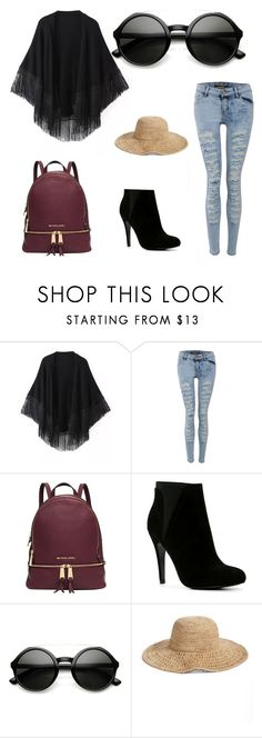 """❤️"" by shhomok ❤ liked on Polyvore featuring Relaxfeel, Pilot, Michael Kors, ALDO and Nordstrom"