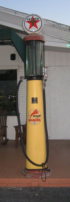 old gas pumps  | Size of this preview: 209 × 598 pixels . Other resolutions: 84 × 240 ...