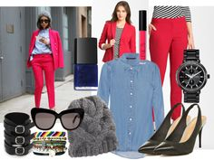 """Suit Yourself"" by lazymazei on Polyvore"