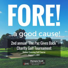 The 2nd Annual The Pac Gives Back Charity Golf TournamentLast...