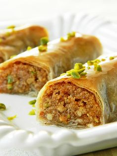 I'm all for baklava that doesn't take five hours to make.
