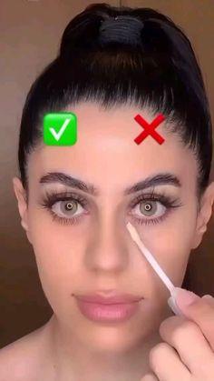 Makeup Eye Looks, Eye Makeup Art, Beauty Makeup, Edgy Makeup, Eye Makeup Steps, Oval Face Makeup, Soft Eye Makeup, Brown Skin Makeup, Korean Eye Makeup