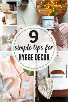 Heard of Hygge? That cozy aesthetic that creates a warm comfortable home.especially during the cold winter months? Here are 9 simple easy to implement tips for creating hygge decor in your home! Winter Home Decor, Winter House, What Is Hygge, Hygge Life, Hygge House, Cozy Aesthetic, Thanksgiving Table Settings, Modern Bar Stools, Cozy House