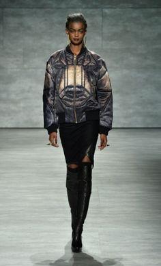 Mercedes-Benz Fashion Week : SKINGRAFT