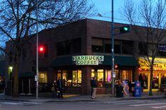 Its Monday! Post a Coffee Shop - Coffee Shop No. 11 - Capitol Hill Starbucks